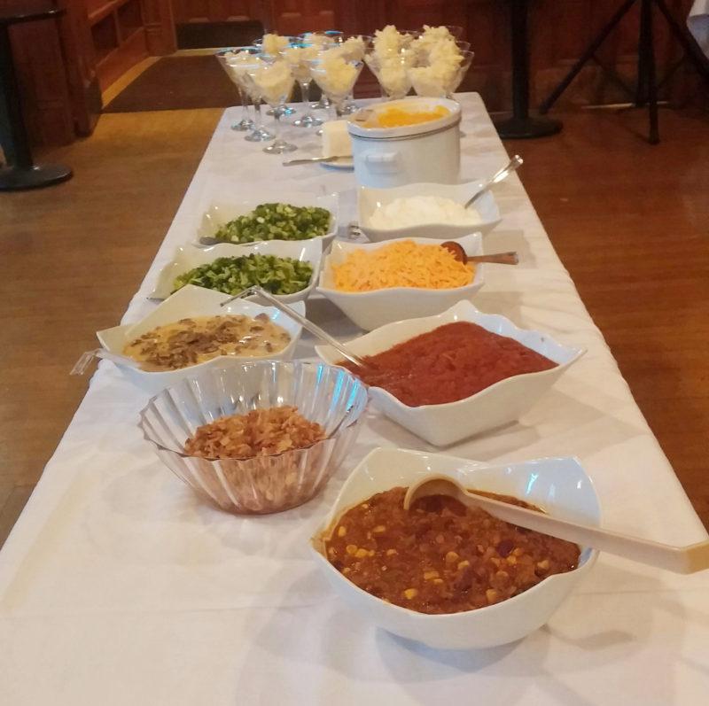 buffet-table